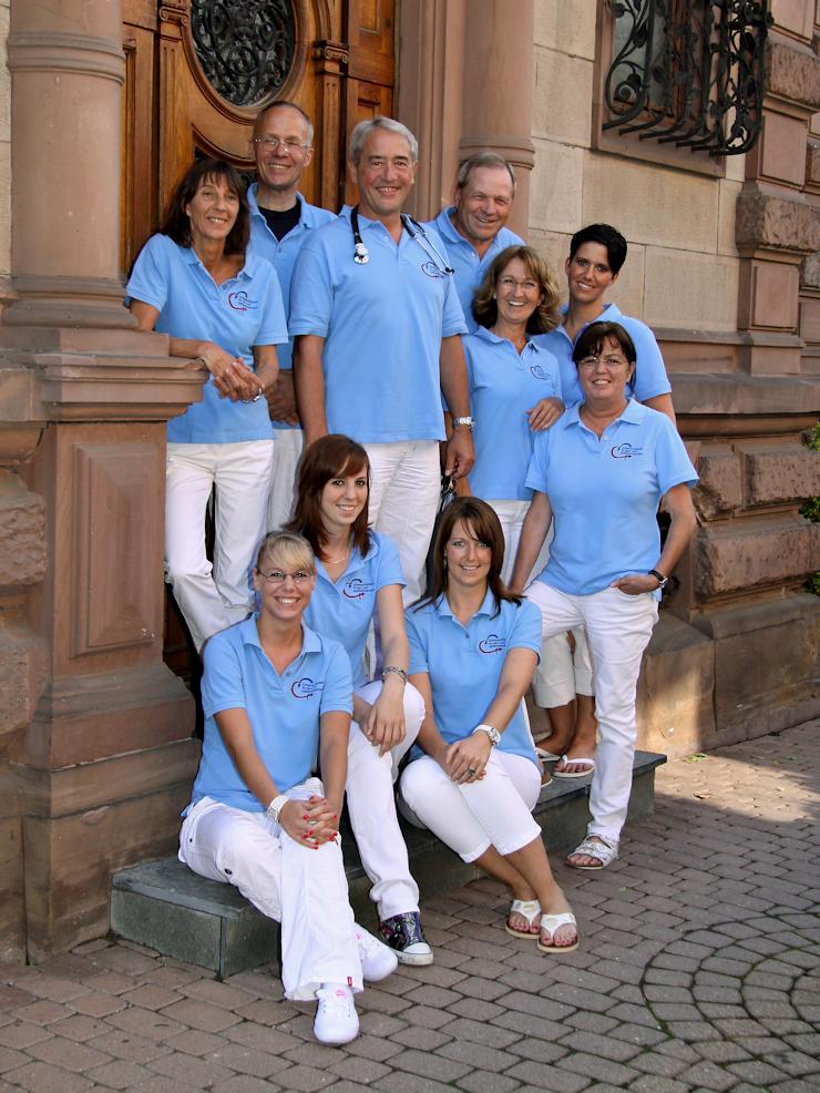 Das Team der Kardiologischen Praxis Worms